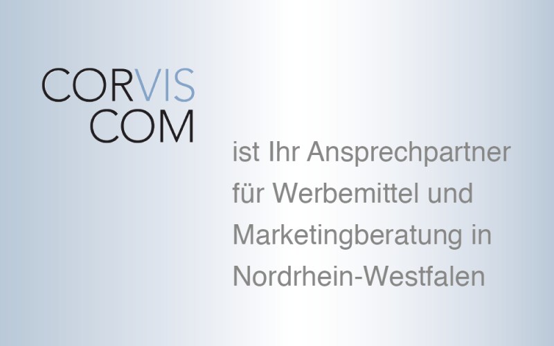 Druckerei Essen Marketingberatung Essen Corviscom Druck