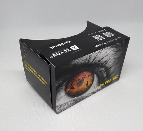 VR Cardboard | bedruckt
